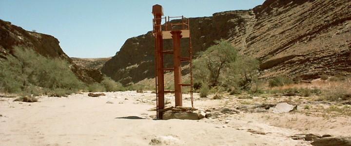 pegel wadi